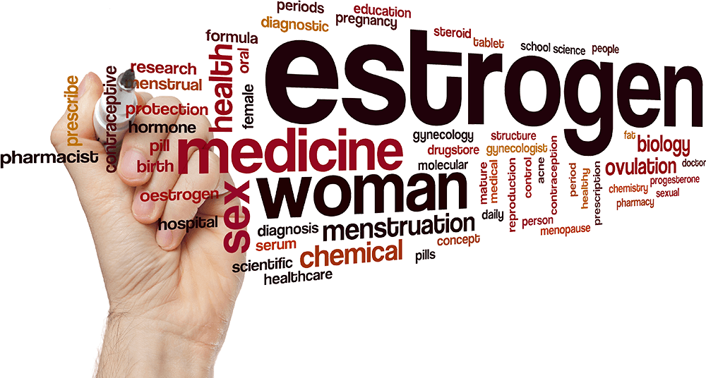 17 beta estradiol is the healthy and protective estrogen